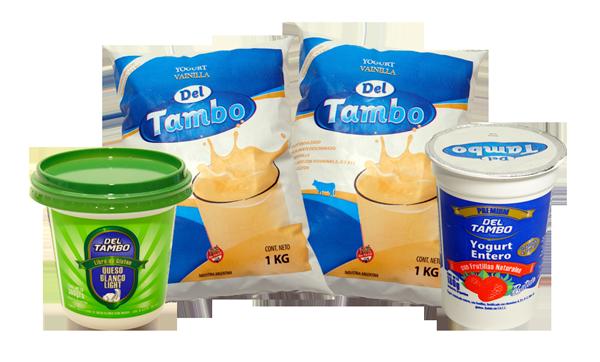 Del Tambo Productos